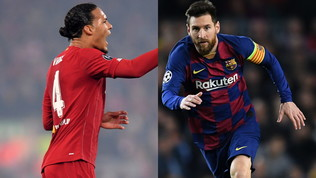 Prima semifinale: Van Dijk o Messi? L'olandese surclassa Leo