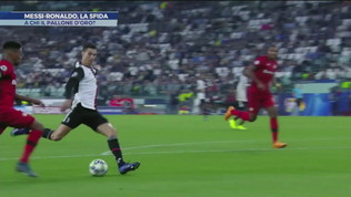 Messi-Ronaldo, la sfida dorata