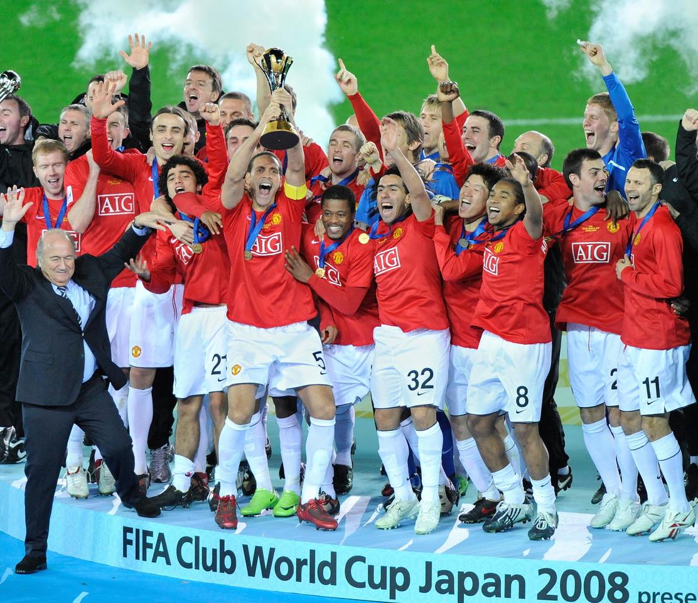 Manchester United: una (2008)