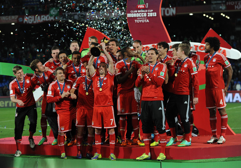 Bayern Monaco: uno (2013)