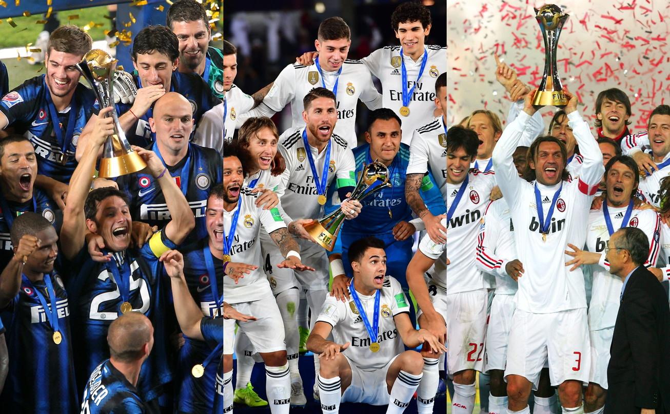 """Quella del 2019 sarà una delle ultime edizioni della """"tradizionale"""" Coppa del mondo per club Fifa, visto che dal 2021 l'edizione ..."""