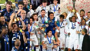 Il Real domina il palmares, ci sono anche Inter e Milan