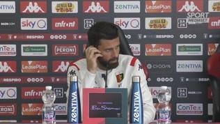 """Genoa, Thiago Motta: """"Siamo sulla strada giusta"""""""