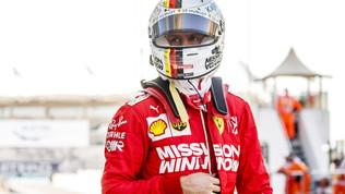"Vettel: ""Brasile? È ora di voltare pagina"""