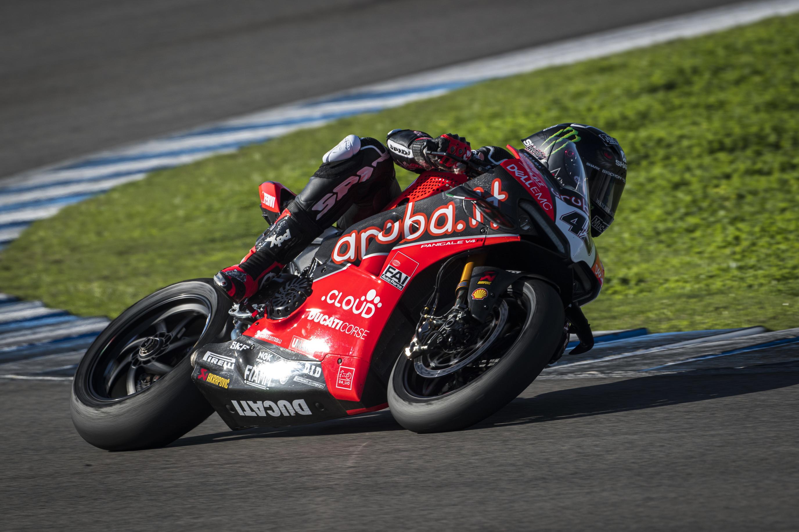 A Jerez, piloti in pista per altre prove in vista della prossima stagione.Al termine dei due giorni in pista, il più veloce è stato Rea, che ha preceduto le Yamaha di Baz e van der Mark. Quinto Redding con la migliore Ducati.