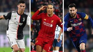 Van Dijkche numeri! Armi da Pallone d'oro contro Messi e CR7