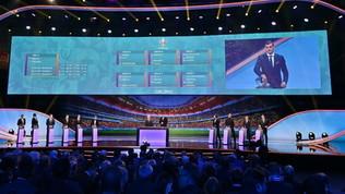 Italia, sorteggio benevolo per Euro 2020