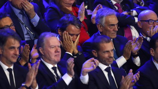 """Mancini: """"Girone equilibrato, non ci sentiamo favoriti"""""""