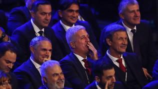 """Svizzera, Petkovic: """"Italia favorita per la vittoria finale"""""""