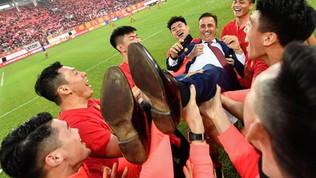 Cannavarofesteggia anche in Cina