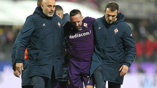 Seria lesione per Ribery: potrebbe tornare dopo Natale