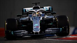 Hamilton chiude da re, Verstappenbatte Leclerc