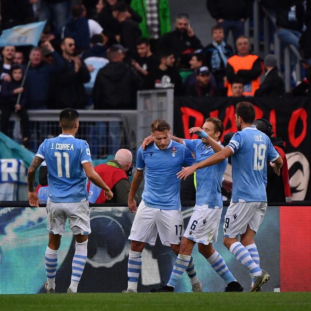 La Lazio ingrana la sesta:Inzaghisempre più terzo
