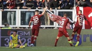 Il Perugia nel gruppone delle seconde | Il Chievo cade, Entella ok