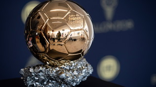 Messi come da pronostico: sesto Pallone d'Oro, staccato CR7