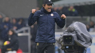 Conte fa 12 su 14 ed entra nella storia dell'Inter