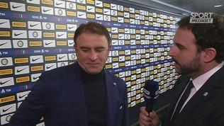 "Semplici: ""Sfida Juve-Inter? Bianconeri ancora favoriti"""