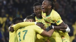 Monaco-Psg rinviata per maltempo, il Nantes aggancia il quarto posto