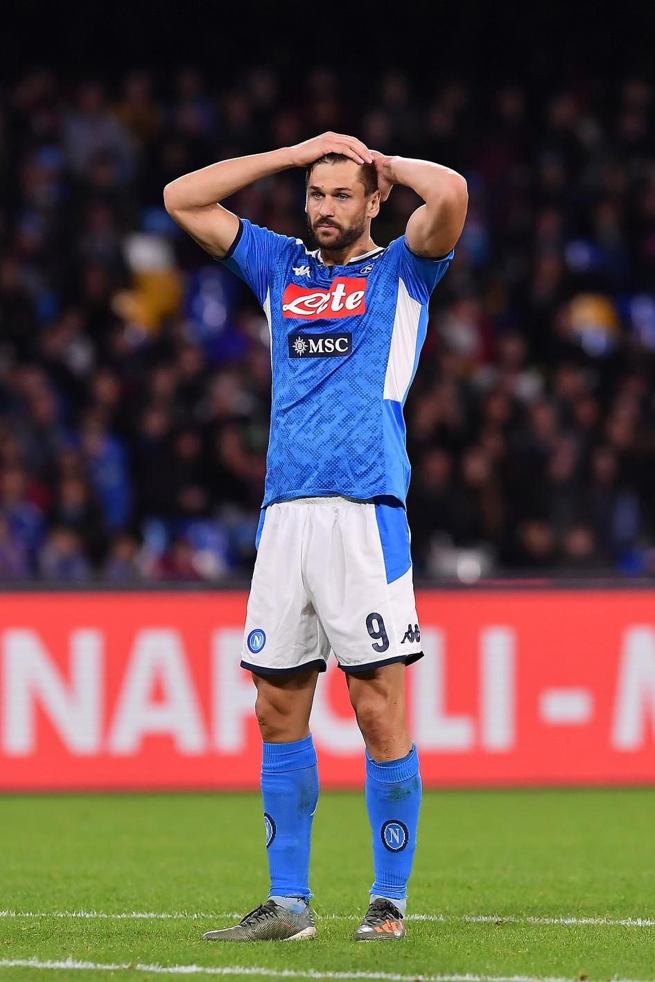 Napoli-Bologna, le migliori foto del match