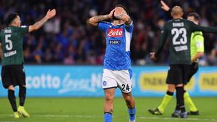 Skov Olsen e Sansone affondano il Napoli: Ancelotti a -17 dall'Inter