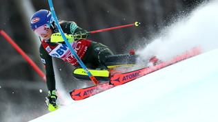 Sci, slalom donne Killington: dominio Shiffrin, decima Irene Curtoni 