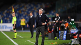 """Ancelotti: """"Il collettivo non funziona e non è solo colpa mia"""""""