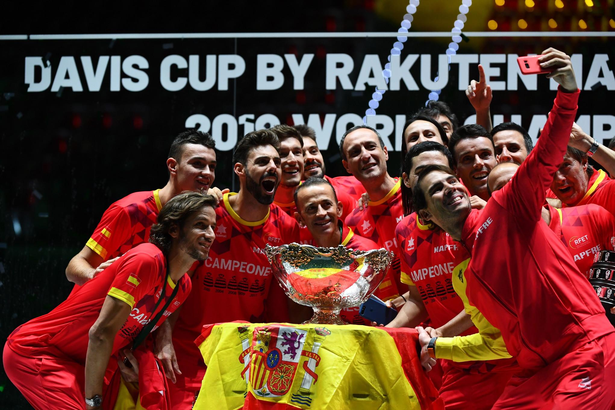 Coppa Davis tennis: Spagna