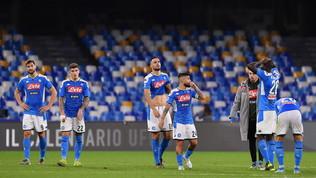 Napoli e Ancelotti mai così male dal 2009/10