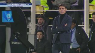 Fiorentina in picchiata