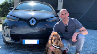 La mia vita con un'elettrica: Nico e la Renault Zoe