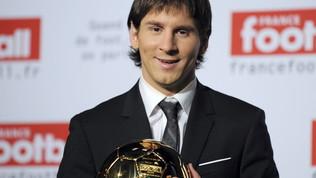 Tutto l'oro di Messi
