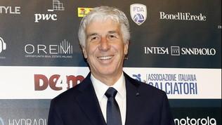 Galà AIC: Gasperini miglior allenatore