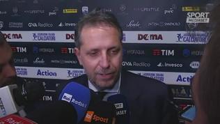 "Juventus, Paratici: ""Non abbiamo la pancia piena"