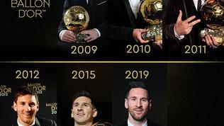 Van Dijk-Messi, sfida all'ultimo voto: stracciato CR7