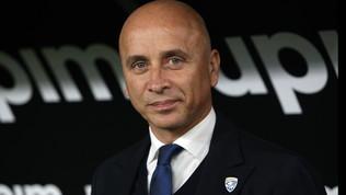 """Il ritorno di Corini: """"Ho chiarito con Cellino, ora è un nuovo inizio"""""""