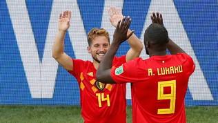 Conte non molla Mertens: coppia belga con Lukaku se parte Lautaro