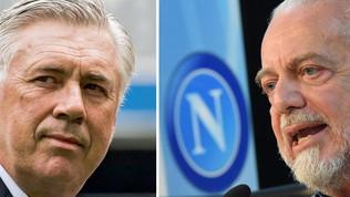 """AdL conferma Ancelotti: """"Mai venuta meno la fiducia"""""""
