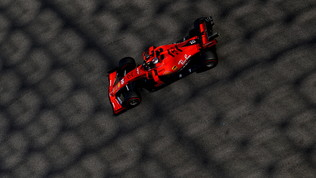 Test Abu Dhabi: Russell meglio di Leclerc