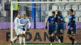 Coppa Italia, la Spal travolge il Lecce