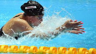 Italia, doppietta Pilato-Carraro nei 50 rana donne e quattro bronzi