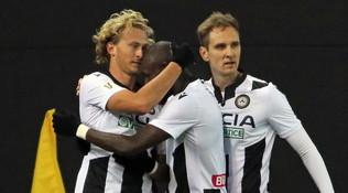 Coppa Italia, Udinese agli ottavi