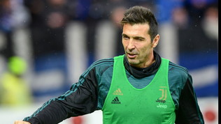 """Buffon, la Juve una scelta di vita: """"Ho rinunciato al Pallone d'Oro"""""""