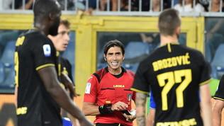 Inter-Roma a Calvarese, Fabbri per Lazio-Juventus