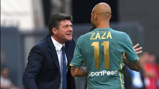 Toro, ecco perché non gioca Zaza: lite con Mazzarri