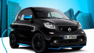 Auto elettriche, in Italia è il momento della Smart