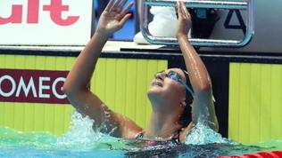 Quadarella oro e Caramignoli bronzo, che Italia negli 800 metri!