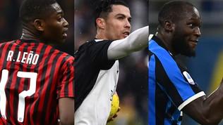 Milan, Juve e Inter nella top 10 ma il City è sotto di un miliardo