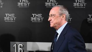 Perez vuole lasciare la Liga: coi top club europei nella Superlega