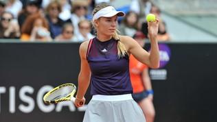Caroline Wozniacki, addio al tennis