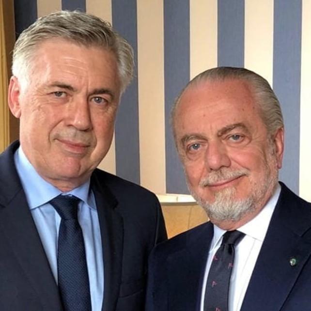 Il Napoli può usare i social di Ancelotti? La precisazione del Club